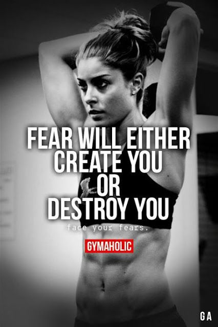Use fear to create a better you!! Join our Hammer & Chisel Challenge !! Watch this video then PM for more details