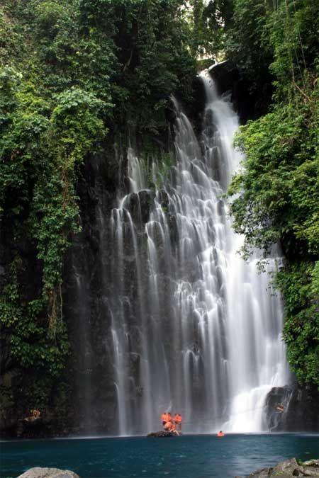 Tinago Falls, Lanao Del Norte