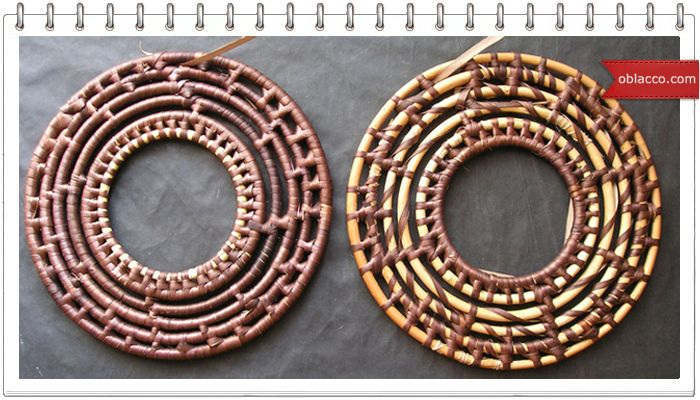 Техника плетения - узелковое плетение. Подборка МК