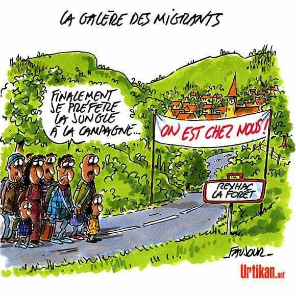 Faujour (2016-10-11) Ces villages qui grondent contre la répartition des migrants de Calais - Allex, Saint-Denis-de Cabanne, Saint Brévin... Un peu partout dans le pays, des habitants protestent contre la répartition des migrants de Calais dans leurs communes et demandent à être consultés.  En savoir plus - Source : Le Figaro http://www.lefigaro.fr/actualite-france/2016/10/01/01016-20161001ARTFIG00129-ces-villages-qui-grondent-contre-la-repartition-des-migrants-de-calais.php