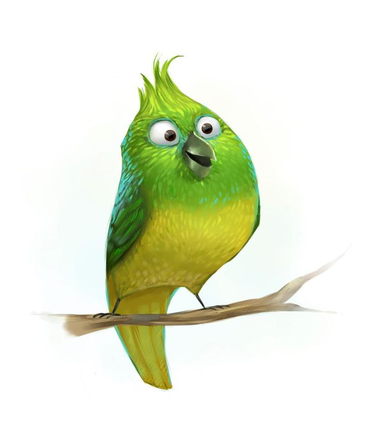 Green and yellow and very cheery! By Renan Nuche
