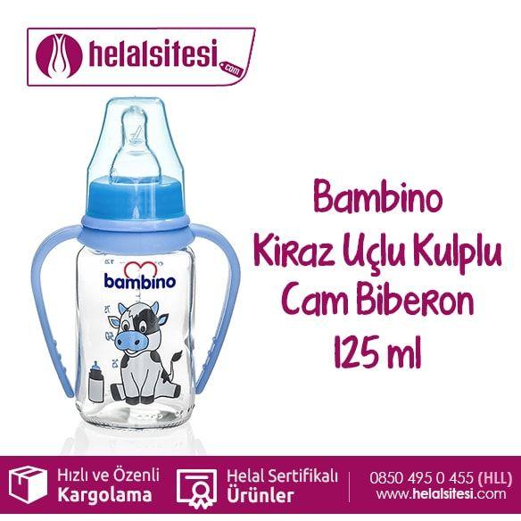 Bambino BPA İçermeyen ve Sağlıklı Cam Kavanozda Biberon Helalsitesi.com 'da.  Detaylar için tıklayın> https://www.helalsitesi.com/kulplu-biberon