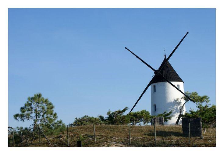 Le Moulin à Noirmoutier