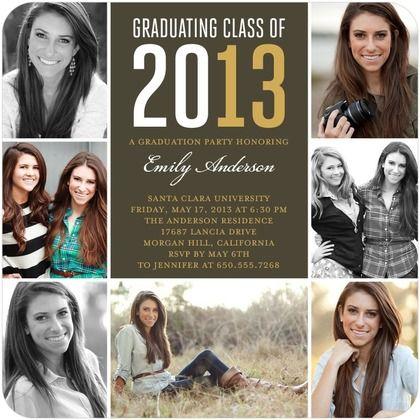 Best 25+ Senior invitations ideas on Pinterest   Senior graduation ...