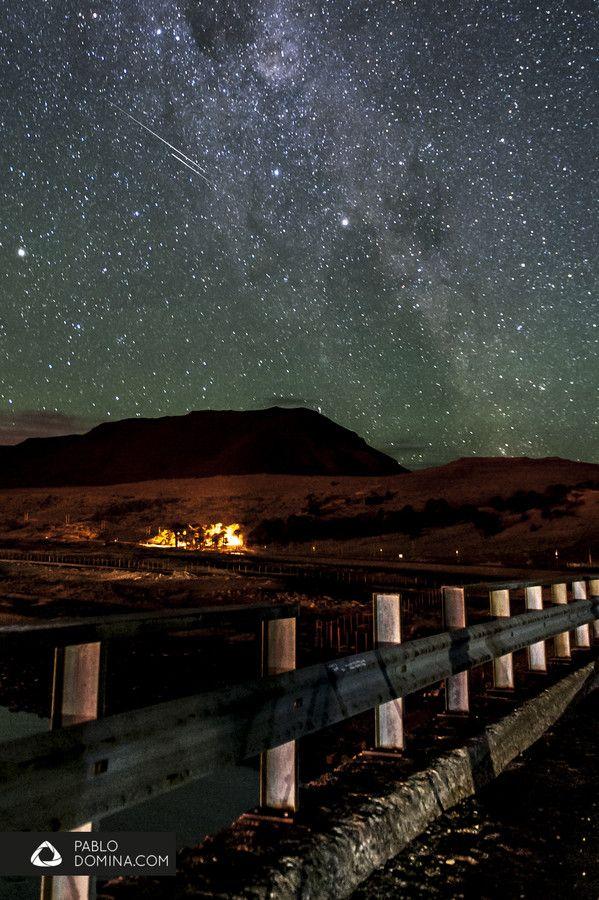 Lluvia de estrellas by Pablo Domina on 500px