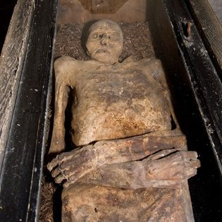 mummies in the church of  wieuwerd - Google Search