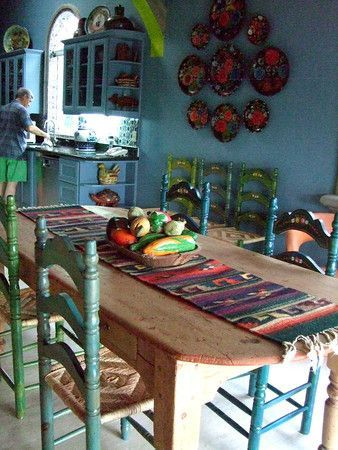 July 2011 We Loved This Look But Upgraded See Next Photo Mexican Kitchen Decorhacienda