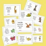 Recursos para el aula: Adivinanzas con animales