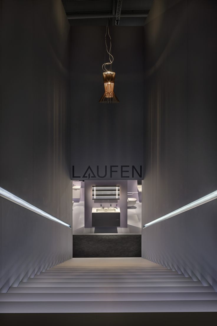 Laufen at ISH_ISH 2017 is the world's biggest showcase for innovative bathroom design in Frankfurt / Germany