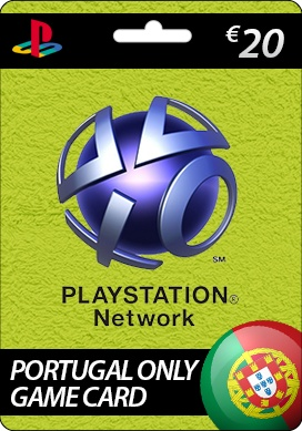 Sony Playstation Network Card €20.00 (PORTUGAL) - Buy World Wide Online Delivery in Seconds! http://www.pcgamesupply.com/buy/Sony-Playstation-Network-20-Card-PORTUGAL-ONLY/