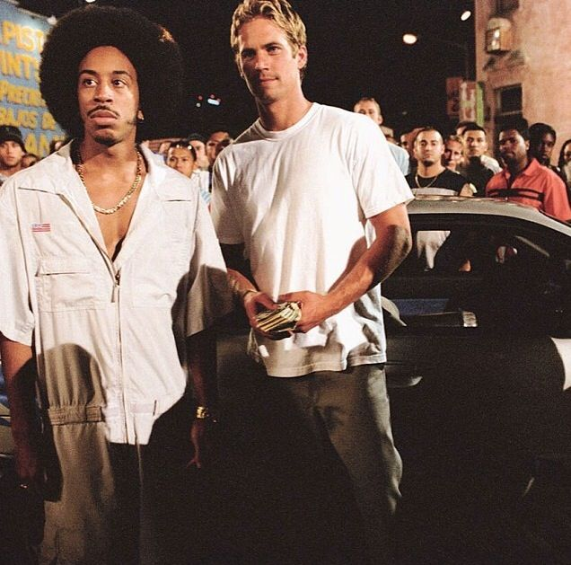 Ludacris Cars: Brian O' Conner ( Fast And Furious