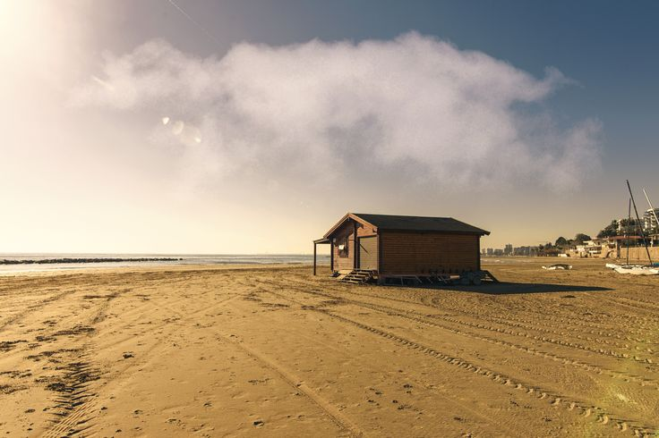 La casita de la playa by Duke Photography on 500px