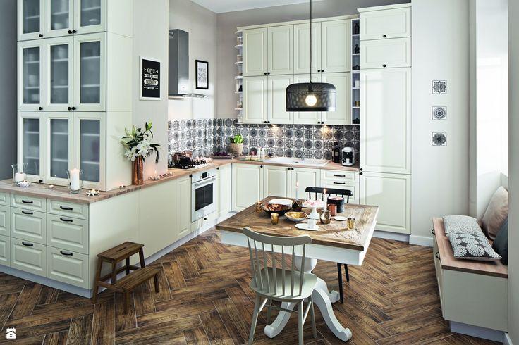 Kuchnia styl Prowansalski - zdjęcie od Castorama - Kuchnia - Styl Prowansalski - Castorama