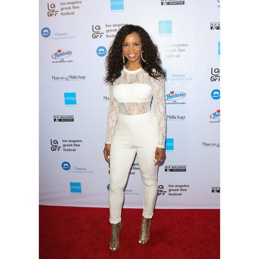"""HOLLYWOOD, CA - JUNE 05:  Actress Elise Neal attends the premiere of """"Worlds Apart"""" at the 2016 LA Greek Film Festival at the Egyptian Theatre on June 5, 2016 in Hollywood, California.  (Photo by Paul Archuleta/FilmMagic)"""