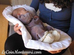 Le topponcino (matelas pour bébé) - Montessori 0-3 ans