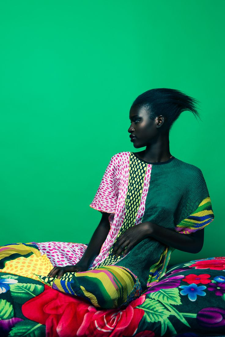 <p>Colour, print and texture play to great effect in Marianne Fassler's 2015 Resort Collection, which reaffirms the brand's rich identity in refined African aesthetics. </p>