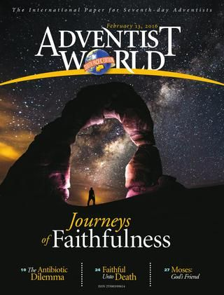 Adventist World - February 13, 2016 by Adventist Record - issuu