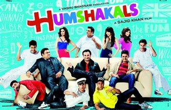 Humshakals is the story of the confusion and mayhem that takes place when three individuals have a lookalike of a lookalike. humshakals watch online in http://www.dailyserial.tv/movies/humshakals