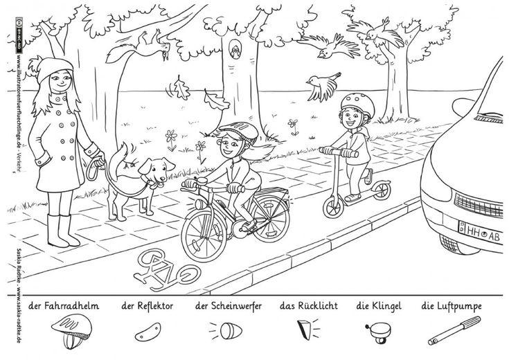verkehr  fahrrad  radtke  verkehr fahrrad