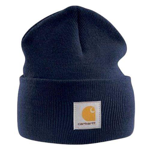 Carhartt A18 Bonnet beanie Watch hat (noir - black): Amazon.fr: Vêtements et accessoires