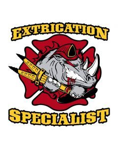 Rhino Fire Dept. Extrication Specialist