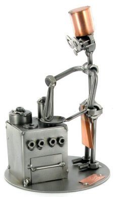 Cook Nuts and Bolts Figure