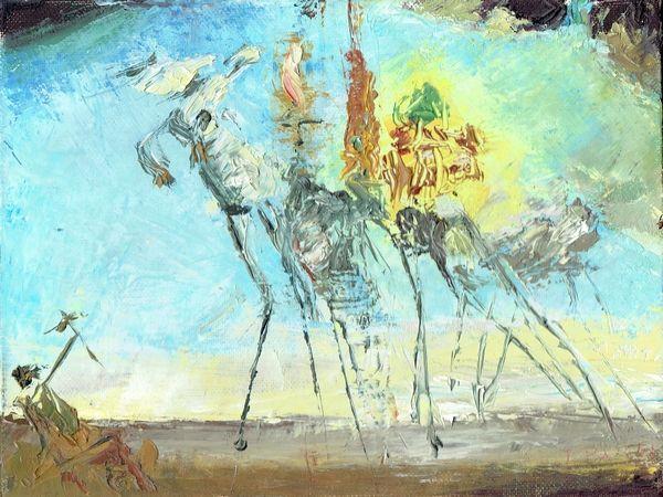 Wariacja na temat obrazu Dali'ego