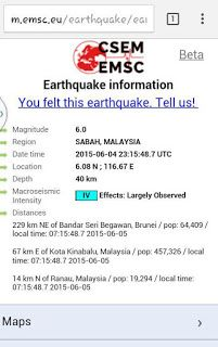 #LC    Breaking New (Sabah Earthquake): Bumi Sabah Bergegar Pagi Jumaat (5 Jun 2015)   http://lc-journal.blogspot.com/2015/06/journal-2015-890.html
