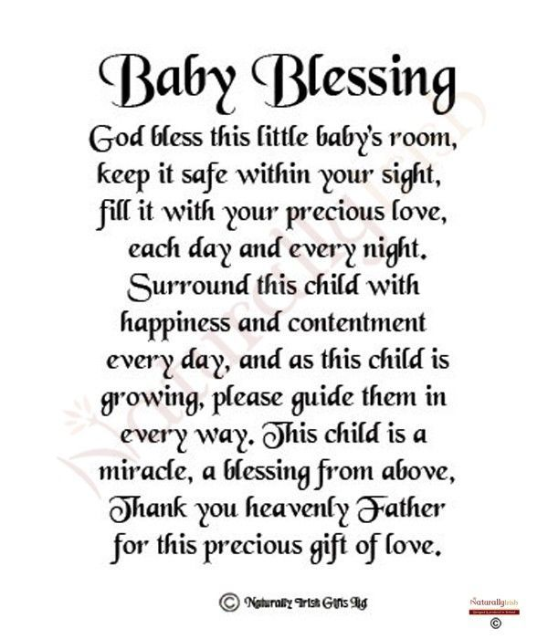 Girl Blessing Google Search Baby Blessing Quotes Baby Girl Quotes Prayer For Baby
