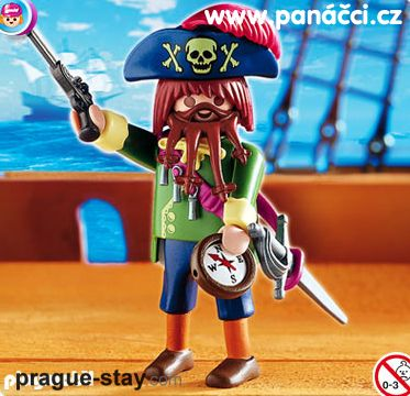 Playmobil Pirate #1