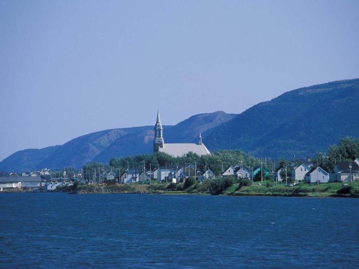 Cheticamp Nova Scotia Fishing Villages Pinterest