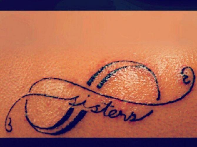 Sister Tattoo | Ruth Tattoo Ideas