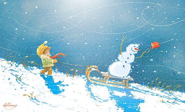 Snowman - / Dirclumsy