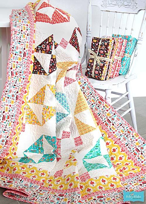 "The 858 best images about Quilt Fabrics for ""Someday"" on Pinterest ..."