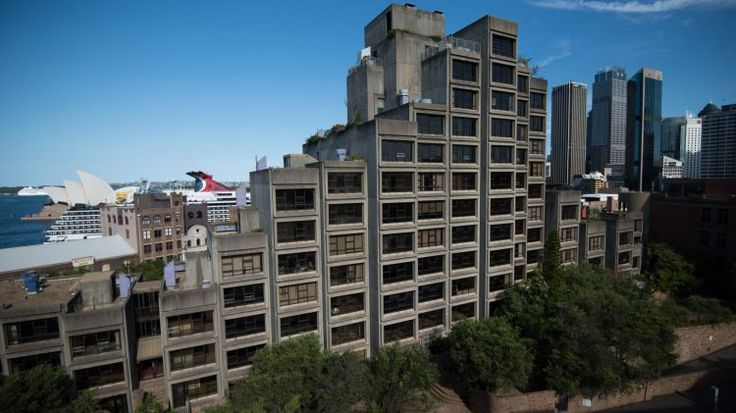 Sirius public-housing building in The Rocks - Google Search