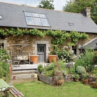 To kraina z bogat histori cottage pinterest for Cottage haus bauen