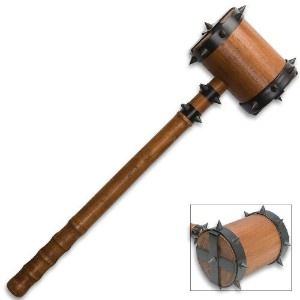 -Medieval War Hammer