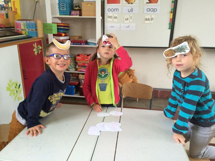 klasblog van het eerste leerjaar van vrije basisschool De Duizendpoot Bunsbeek!