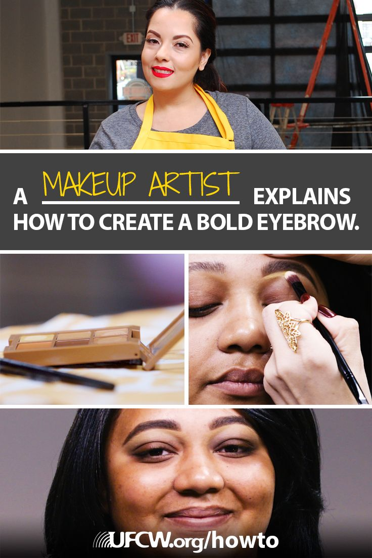 beginner makeup artist resume%0A Watch Jasmin Amely  show you how to make your brows pop
