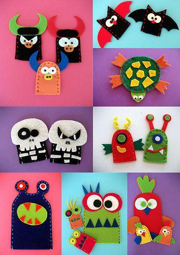 Más tamaños | finger puppets | Flickr: ¡Intercambio de fotos!