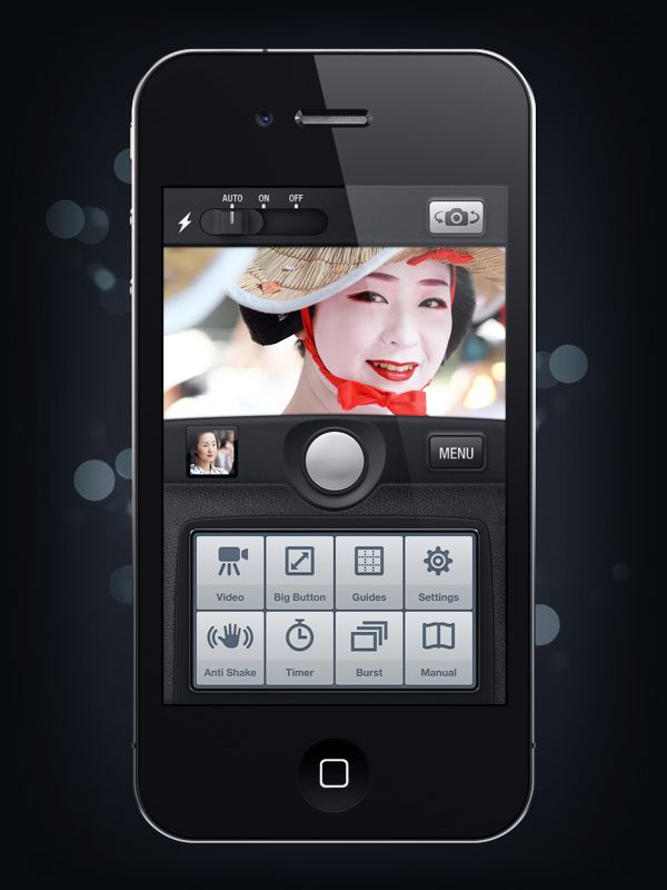 http://www.behance.net/gallery/Camera-Genius-App-Interface/1576627