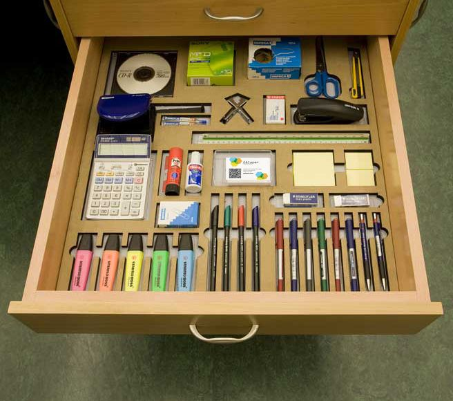 Brilliant Office Organization Ideas: 64 Best Images About Lean Tools - 5s On Pinterest