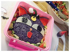 Sailor Moon Bento