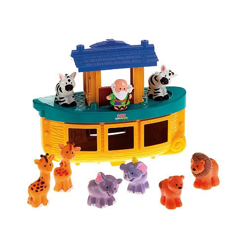 """Fisher-Price Little People Noah's Ark Playset - Fisher-Price - Babies """"R"""" Us $20.99"""