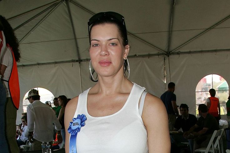 Wrestling world in shock as WWE legend Joanie...: Wrestling world in shock as WWE legend Joanie 'Chyna' Laurer found dead aged 45… #Chyna
