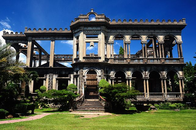 """Why """"The Ruins"""" of Bacolod Was Built and Why You Need to Visit it 