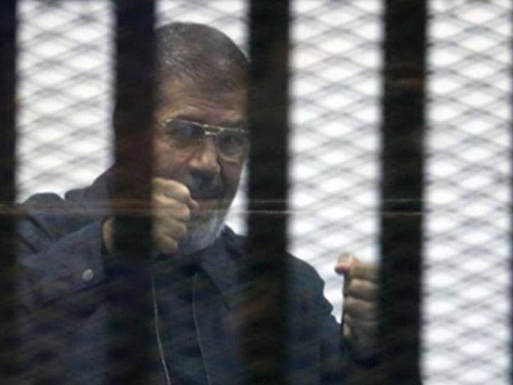 """الجنايات تودع أسباب المؤبد لمرسي وإعدام 16 قياديا إخوانيا في """"التخابر"""""""