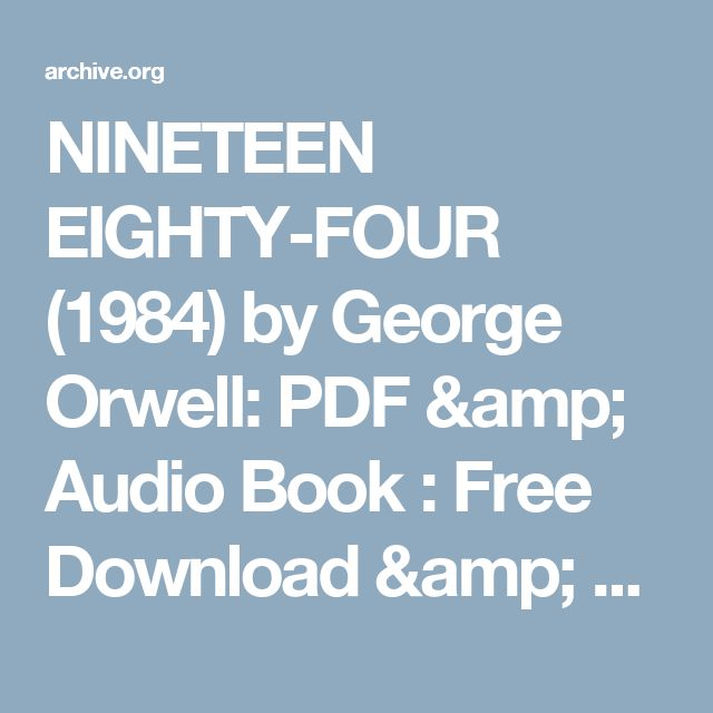 nineteen eighty-four and essays In the repressive society of oceania in 1984, winston smith lived a restricted life in which all activities were aimed towards the good of the party.