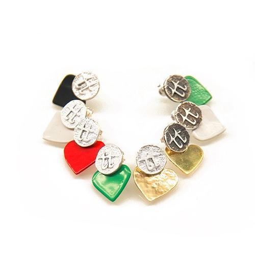 earrings by Studio TT http://www.studiott.pl/