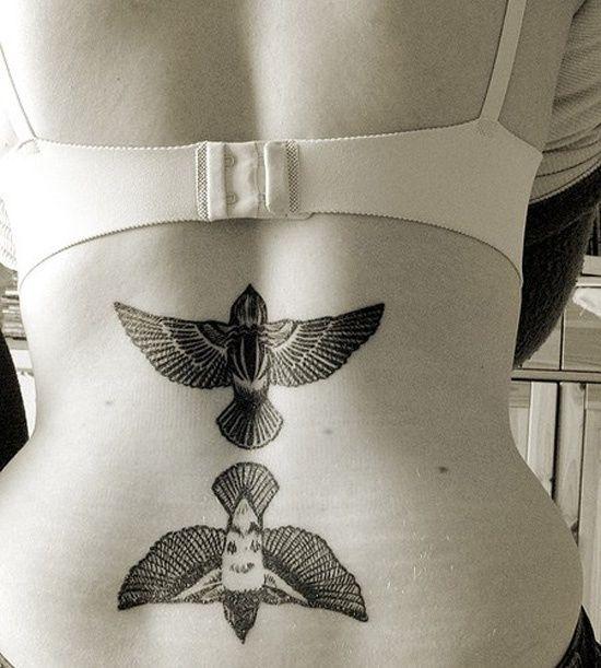 23 Sparrow Tattoo Designs Ideas: 17 Best Ideas About Sparrow Tattoo Design On Pinterest